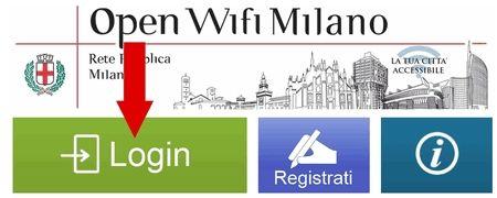 500+ HotSpot WiFi gratuiti a Milano con OpenWifiMilano
