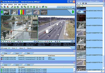 Active WebCam: Creare un Sistema di Video Sorveglianza