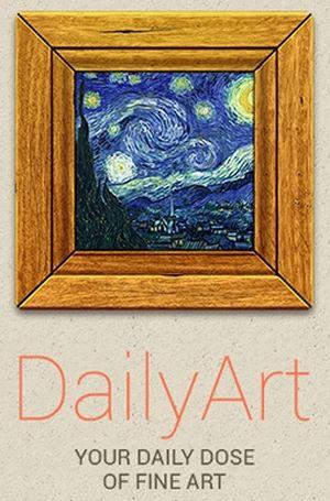 Android App: Scopri un Opera d'Arte al giorno con DailyArt