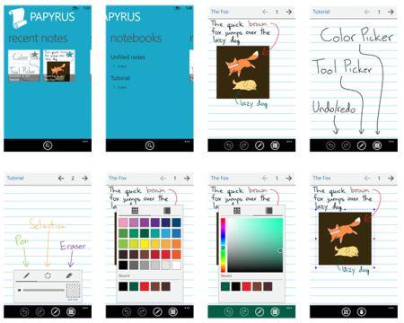 Android App Scrivere come sulla Carta con Telefoni e Tablet