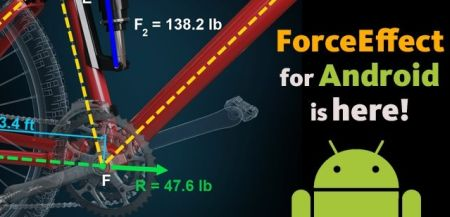 Android App: Autodesk ForceEffect - Progetti Ingegneria
