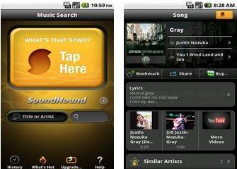 Android App: ID Canzoni con Riconoscimento Musicale