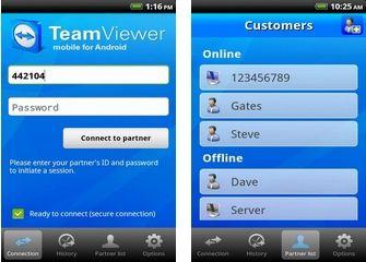 Android App: Controllo remoto di PC e Mac in movimento
