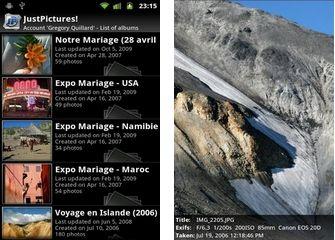 Android App: Foto e Immagini - Miglior programma gratuito