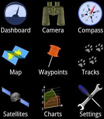 Android App: Ottimo GPS con Cruscotto Dati configurabile