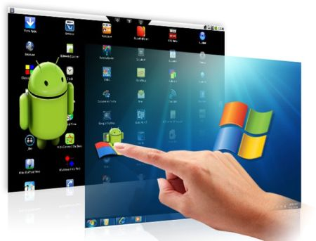 Android App: Player per usarle su PC Windows XP e Vista