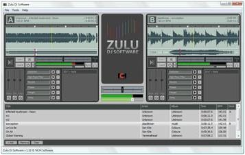 Audio Mixer DJ Professionale per Musica dal vivo su PC