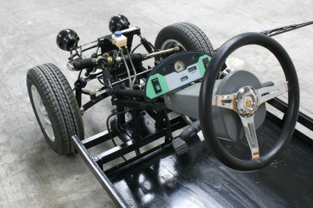 Auto Elettrica: EVTraxer Piattaforma Omologata x FaiDaTe