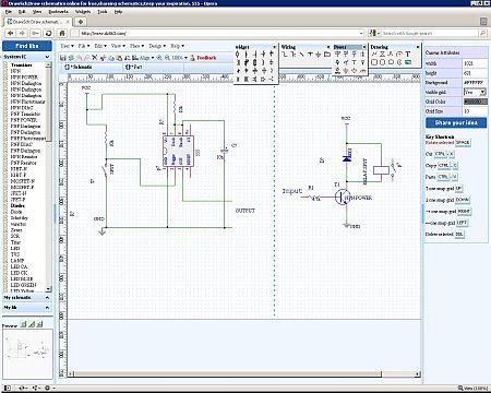 Download free software disegno elettrico freeware for Programma di disegno software