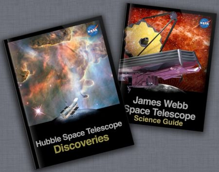 [¯|¯] Ebook: Telescopi Spaziali Hubble & Webb [ NASA ]