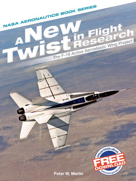 [?|?] Ebook: New Twist in Flight Research F-18 AAW Tech