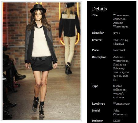 Europeana Fashion: Archivio digitale Collezioni Moda UE