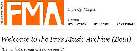 Free Music Archive - Musica di qualità scaricabile gratis