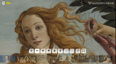 Galleria degli Uffizi - Guarda i capolavori online in super HD