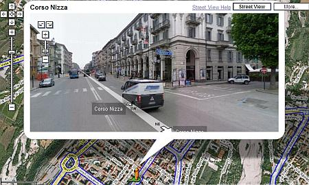 Google Street View in ITALIA ! Strade panoramiche a 360°