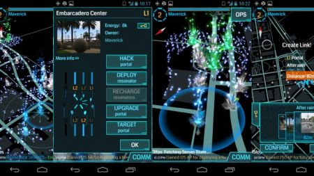 Ingress: Video Game Globale Realtà Aumentata di Google