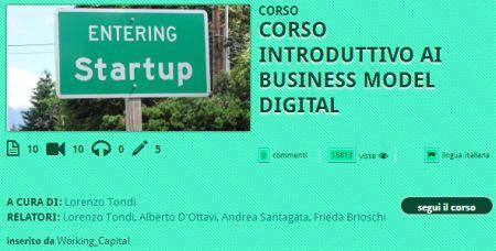 Modelli di Business per Startup: Corso Video in 25 lezioni