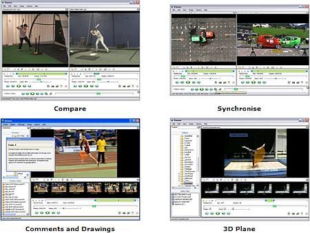 Programma Moviola per Video-analisi Movimenti Sportivi