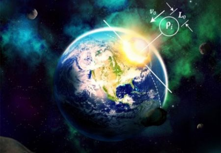 Rischio caduta Asteroidi sulla Terra: Simulatore di Impatto