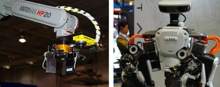 Robotica: 4 Trends all' International Robot Exhibition 2013