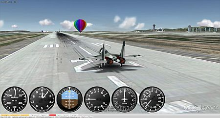 Simulatore di Volo super realistico con GE Flight Simulator