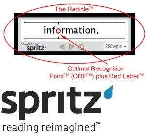Spritz: Come Leggere +Velocemente su piccoli schermi