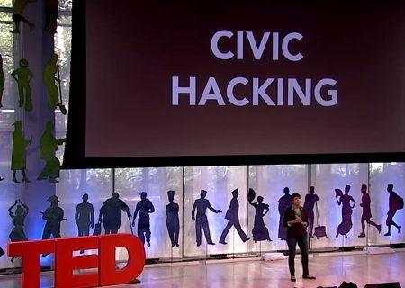 TED - C.Bracy: Gli Hacker buoni sono bravi cittadini