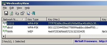 Come puoi trovare le Password WEP e WPA delle Reti WiFi