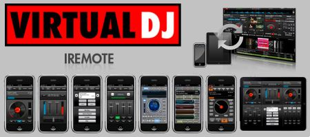 Virtual DJ per Mixaggio file Audio e Video Professionale